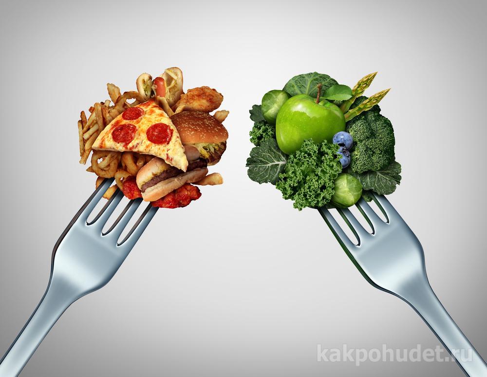 Главный принцип выбора – есть можно все съедобное