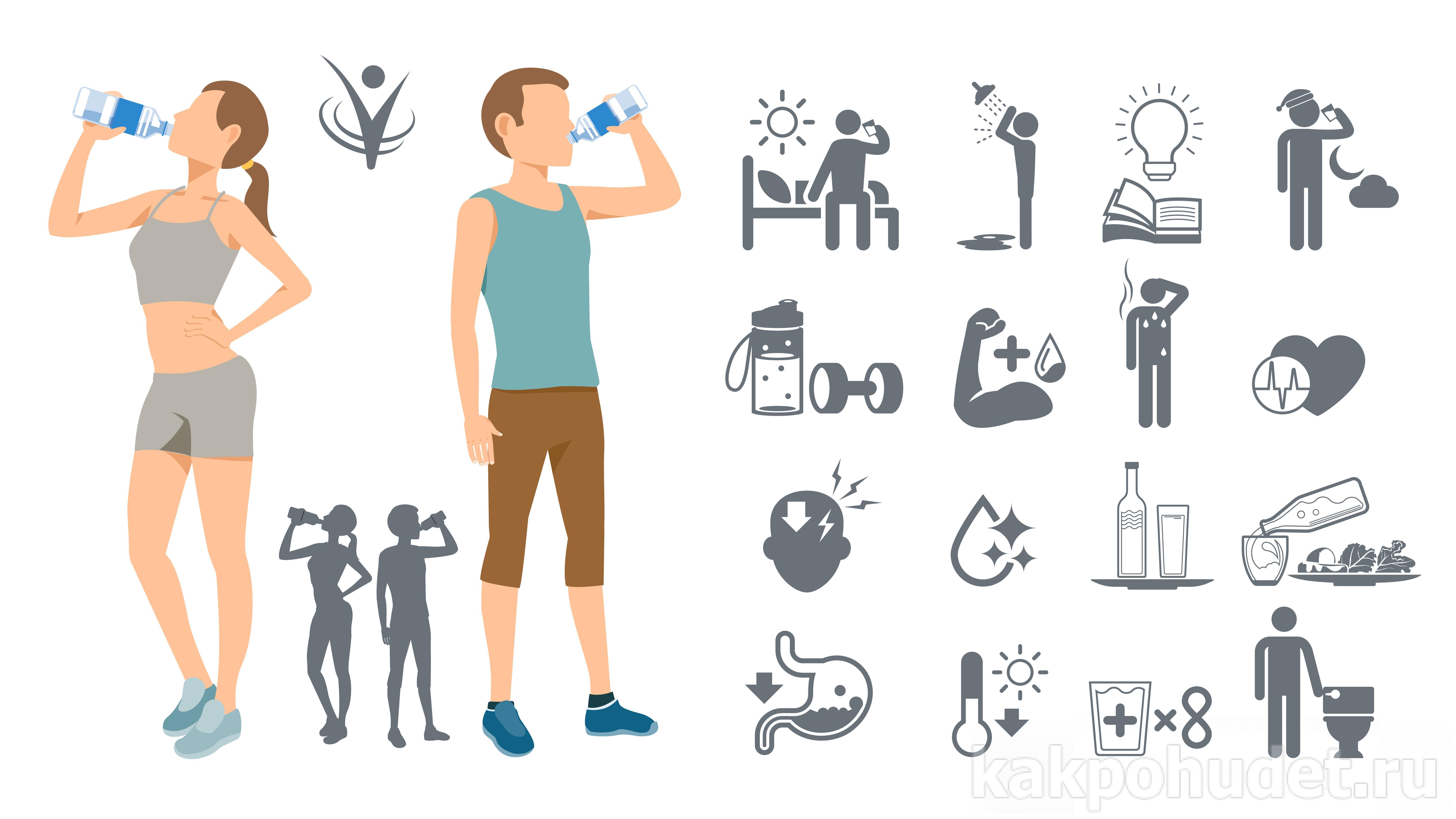 напиток Diet Drink способствует похудению