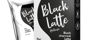 Black Latte для похудения. За и против
