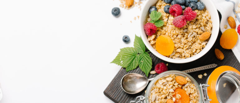 Ленивая овсянка на завтрак для похудения. За и против
