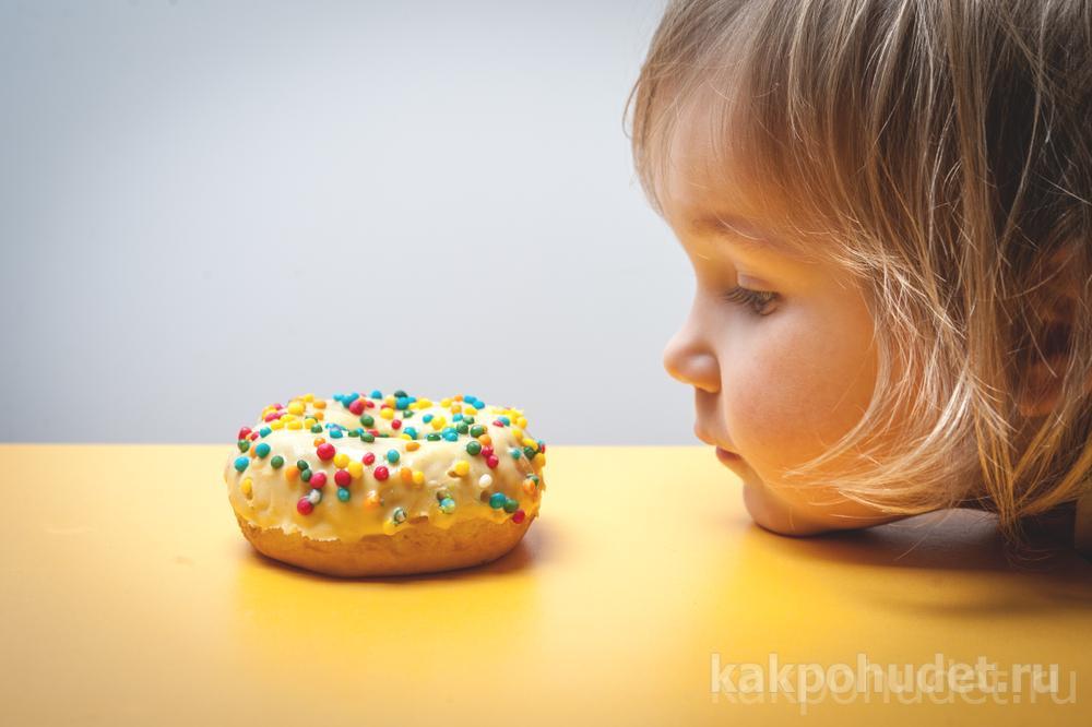 Доклиническая стадия пищевой зависимости
