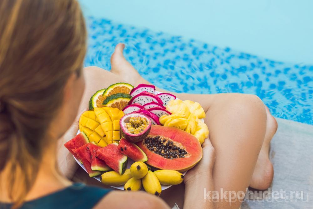 Ленивые диеты