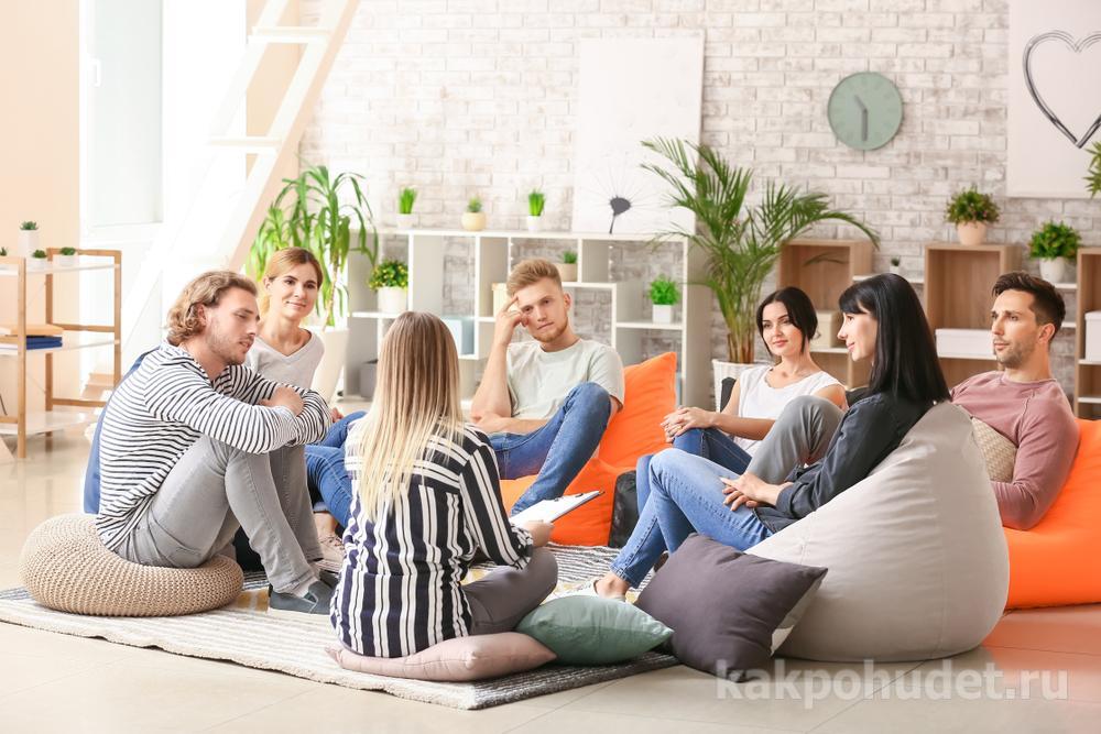 Методы групповой психотерапии