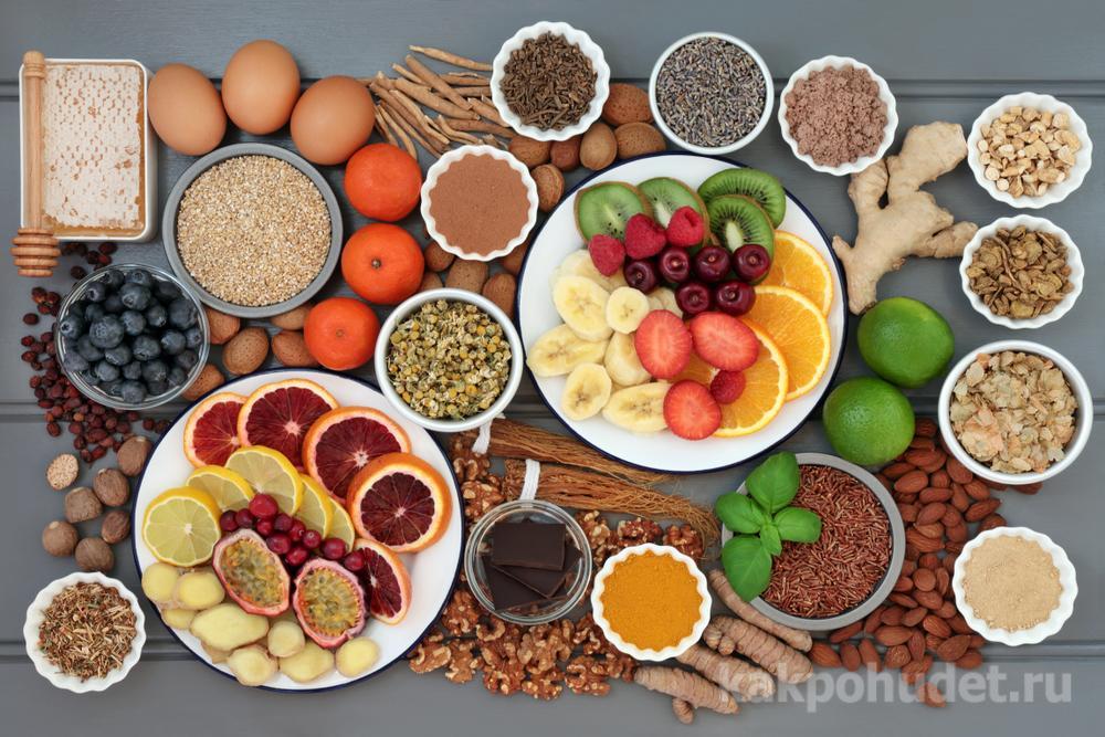 ГАПС диета от тревоги и депрессии