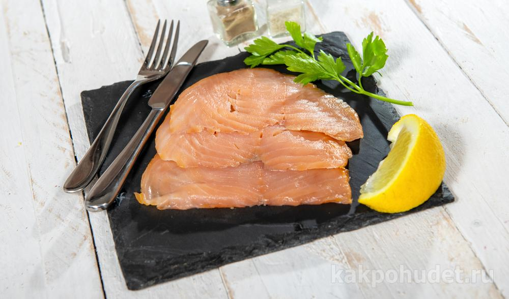 Мясо рыбы